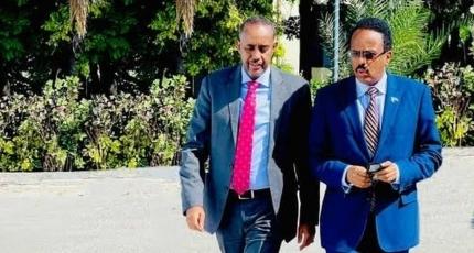Somalia on the verge of conflict as top leaders' feud intensifies