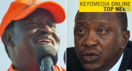 Mareykanka oo Qorsheynaya in uu Kursiga ka tuuro Uhuru Kenyatta