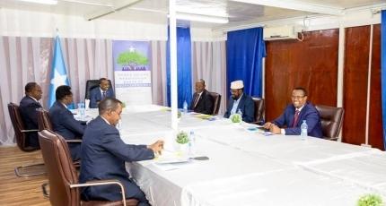 Somali leaders begin consultative talks in Mogadishu