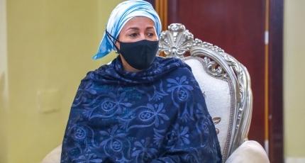 Top UN official visits Somalia amid political deadlock