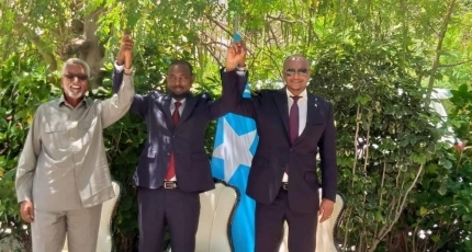 Hashi and Guled resolve deadlock over Somaliland electoral body