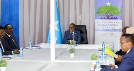 Protests continue in Somalia as poll talks enter 2nd day