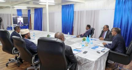 Somali PM opens crucial election talks in Mogadishu
