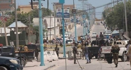 Top police official survives bomb attack near Mogadishu airport