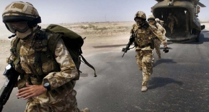 UK issending specialist troops to Somalia to train DANAB