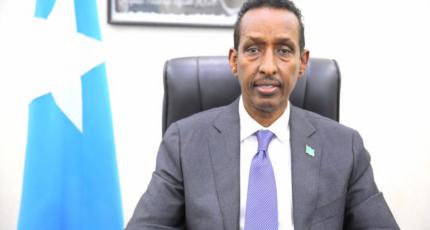 Villa Somalia oo si deg deg ah ugu yeertay Wasiir Cawad