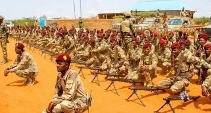 Galmudug 'troop build-up' near Guri'el alarms ASWJ