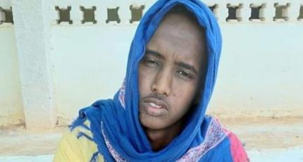 A militant makes a surprise move; surrendering in Somalia