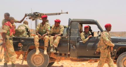 Puntland troops kills 20 terrorists in revenge for Bosaso jail attack