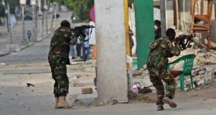 Life in Somali capital following heavy fighting