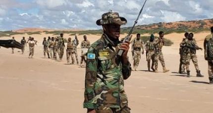 US-trained elite forces killed terrorists in Somalia raid