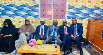 Galmudug state elects six senators to Somali parliament