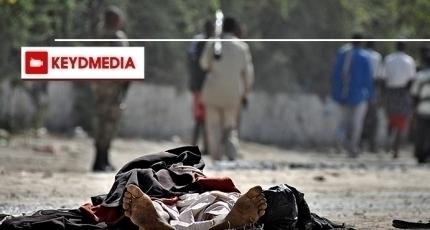 Masked gunmen kill army officer in Somalia's capital
