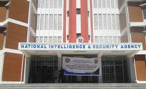 Gunfire between rival forces at NISA HQs in Mogadishu