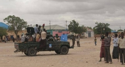 At least three killed and two hurt in central Somalia shooting