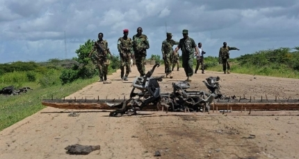 Al-Shabaab attack near Somali capital leaves 5 dead