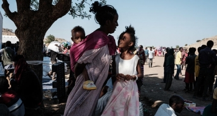 Ethiopia Tigray conflict: UN warns 400,000 suffering from famine