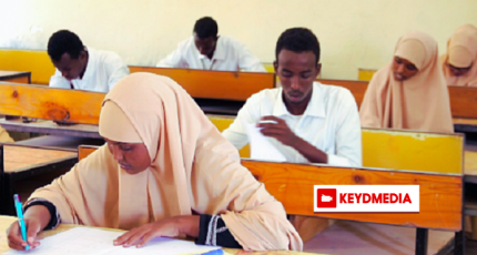 Thousands of Students Sit for Unified High School Exams in Somalia