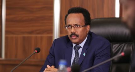 Awoodda Al-Shabaab mudadii xukunka Farmaajo