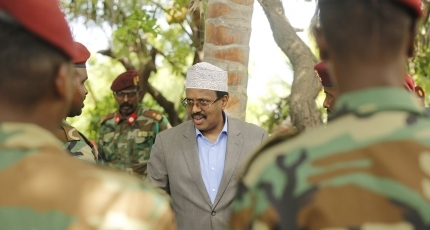 Somalia's outgoing president fears for his safety - sources