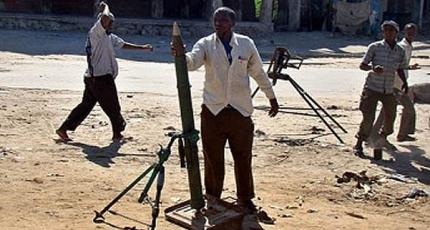Mortar shells target Mogadishu's Green Zone