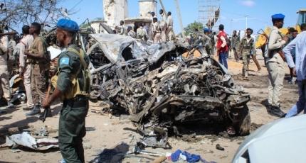 Four killed in roadside blast in Somalia's capital