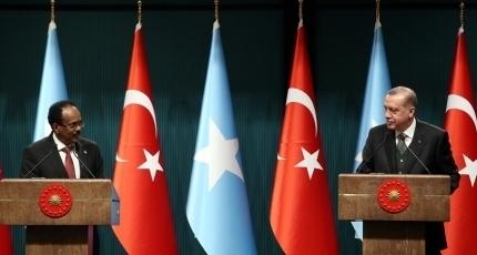 Turkish president Erdogan refuses to meet Farmajo
