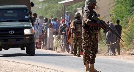 Three Kenyan police officers killed in Al-Shabaab attack