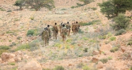 Puntland troops thwart terrorist attack on military bases