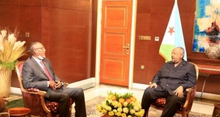 Somaliland iyo Jabuuti oo iska kaashanaya arrimaha ammaanka