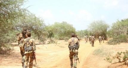 Al-Shabaab iyo Ciidanka DF oo dagaal ku dhexmaray gobolka Baay