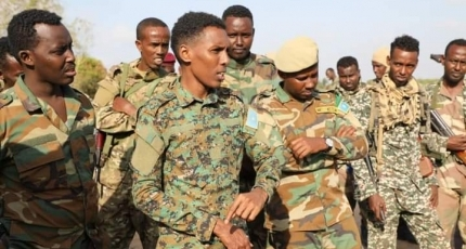 At least 15 Al-Shabaab militants killed in army offensive
