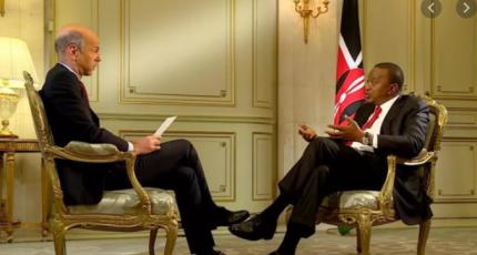 Uhuru: Ma aqbali doono duqeymo laga fuliyo Kenya