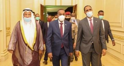 RW Rooble oo la kulmaya amiirka Kuwait