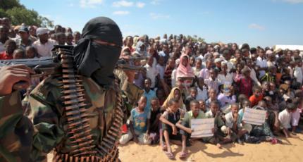 Al-Shabaab publicly executes a woman in Somalia