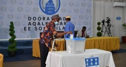 Somaliland finalizes election for 11 senators in Mogadishu