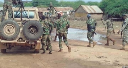 Somali forces continue to gain ground against terrorists