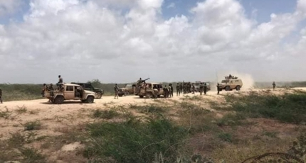 Somali army launches operation on al-Shabab strongholds