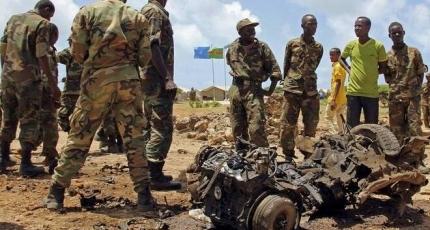 Deadly Blast hits military convoy in central Somalia