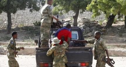 Dozens rounded up in Mogadishu security sweep