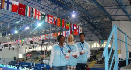 Somalia's first Female Taekwondo Athlete to Compete in Tokyo