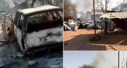 Al-Shabaab 'Burns Down' Villages near Somali capital