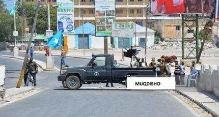 Police deployed on Mogadishu streets amid turmoil over elections