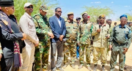 Somali Govt sends delegation to Gedo after deadly clashes