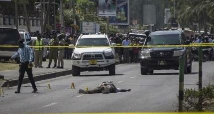 Dar es Salaam attack: Authorities say gunman was a terrorist