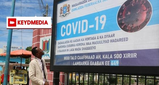 Musuq-maasuqa Wasaaradda Caafimaadka & deeqdii COVID-19