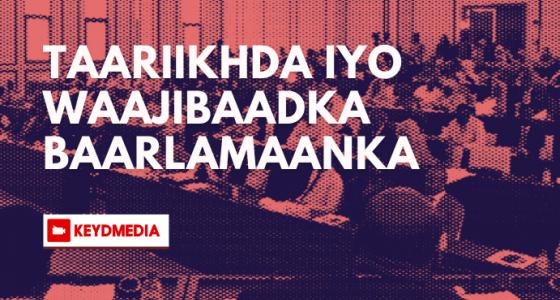Taariikhda & Waajibaadka Baarlamaanka Soomaaliya