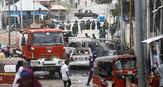 Somalia terror attack: Death toll rises to 8 in car bombing