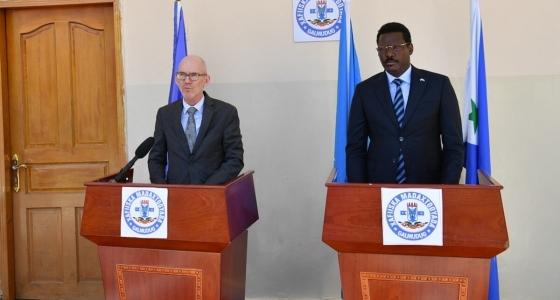 UN envoy urges Somali leaders resolve pre-election standoff