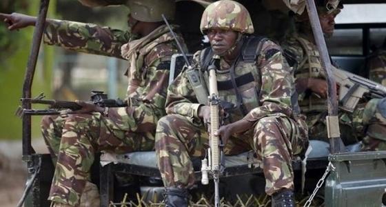 Ciidanka Kenya ee jooga Soomaaliya oo lacagta laga jartay